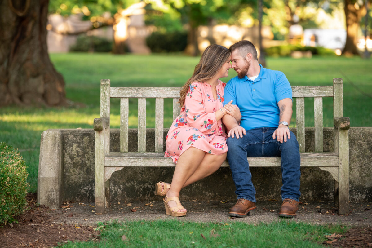 engagement photographer in charleston, west virginia