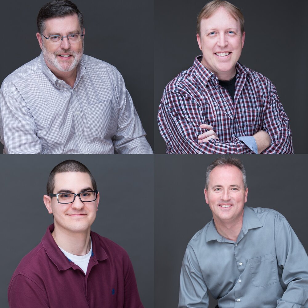 Here is perfect example of having a cohesive group of images for an organization.I took these images of the pastors at Mount Calvary Baptist church and think they turned out great!